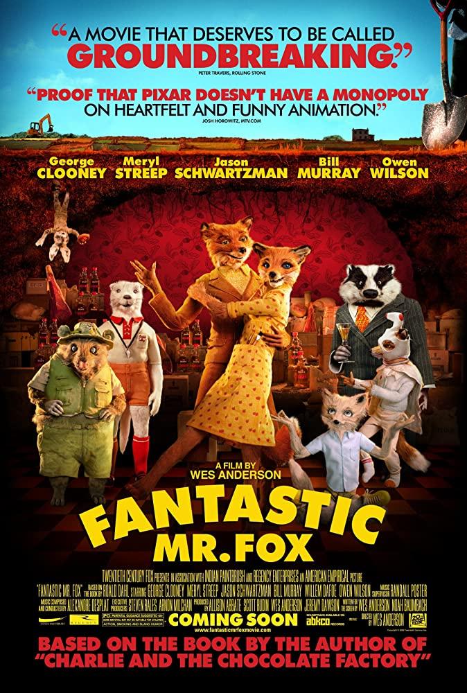 دانلود انیمیشن Fantastic Mr. Fox 2009