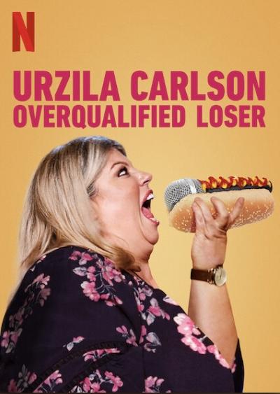 دانلود فیلمUrzila Carlson Overqualified Loser 2020