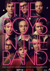 دانلود فیلم The Boys in the Band 2020