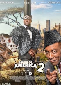 دانلود فیلم Coming 2 America 2020