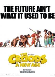 دانلود فیلم The Croods: A New Age 2020