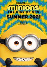 دانلود انیمیشن Minions: The Rise of Gru 2021