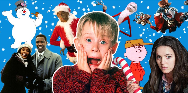 ۱۰ فیلم برتر کریسمس، منتخب بینندگان