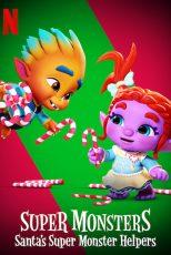 دانلود انیمیشن ۲۰۲۰ Santa's Super Monster Helpers
