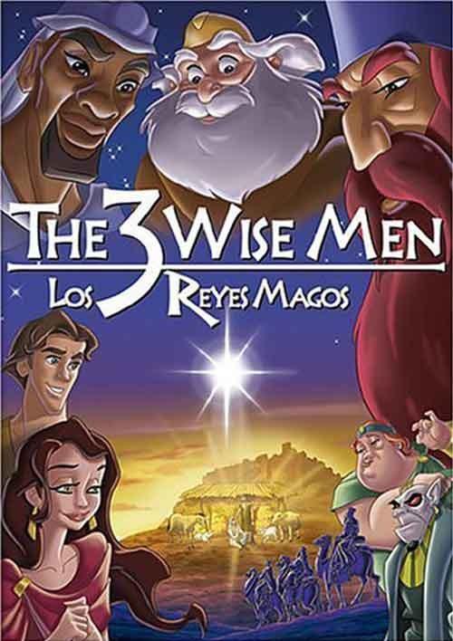 دانلود انیمیشن The Three Wise Men 2020