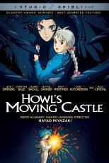 دانلود انیمیشن Howl's Moving Castle 2004