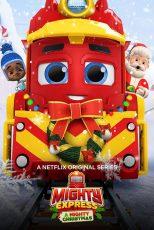دانلود انیمیشن Mighty Express: A Mighty Christmas 2020