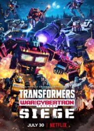 دانلود سریال Transformers: War for Cybertron Trilogy