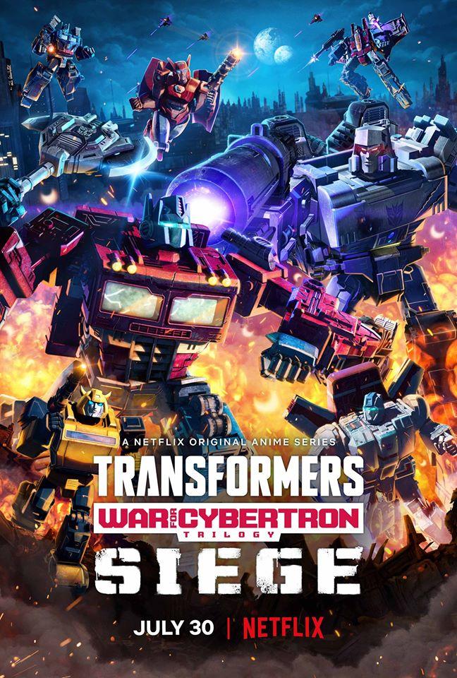 دانلود سریال Transformers War for Cybertron Trilogy