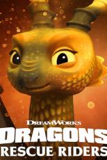 دانلود انیمیشن Dragons: Rescue Riders: Hunt for the Golden Dragon 2020