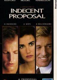 دانلود فیلم Indecent Proposal 1993