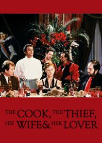 دانلود فیلم The Cook, the Thief, His Wife & Her Lover 1989