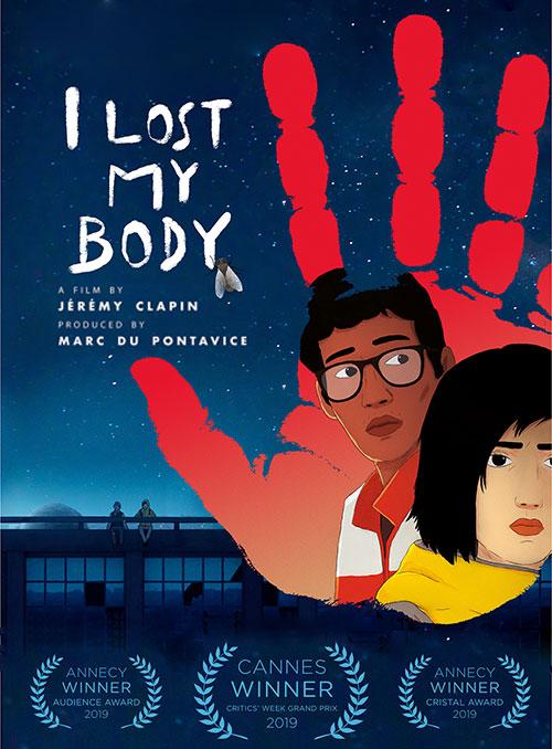دانلود انیمیشن I Lost My Body 2019
