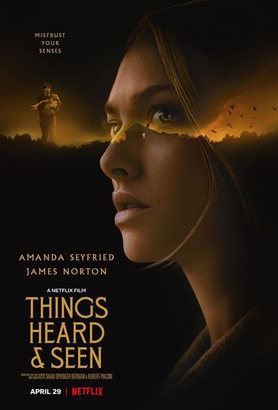 دانلود فیلم Things Heard & Seen 2021