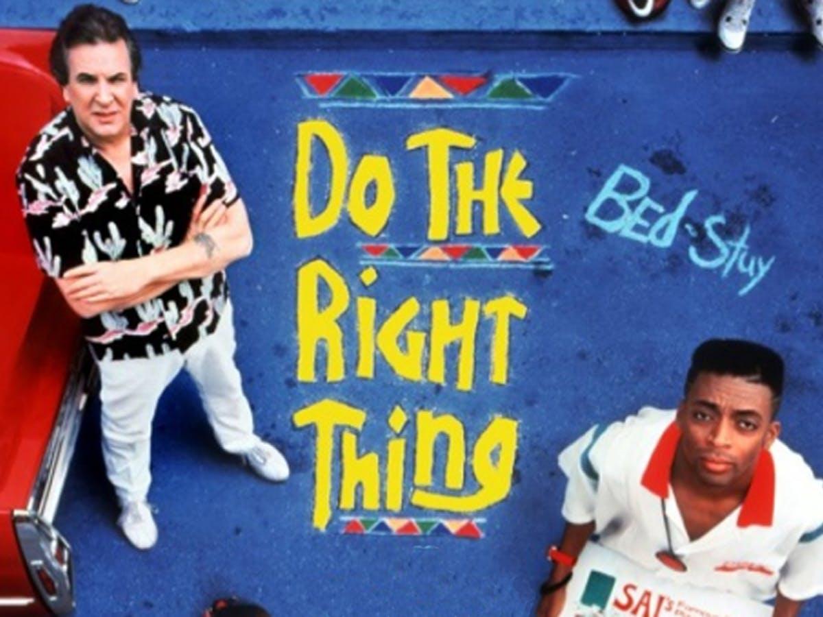 دانلود فیلم Do the Right Thing 1989