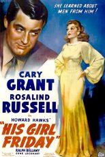دانلود فیلم His Girl Friday 1940