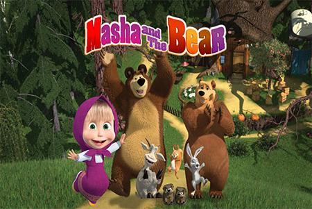 دانلود سریال Masha and the Bear