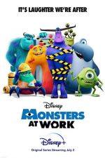 دانلود سریال Monsters at Work