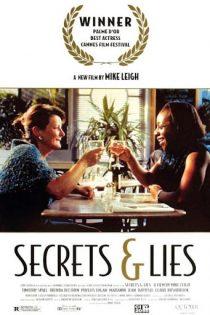 دانلود فیلم Secrets & Lies 1996