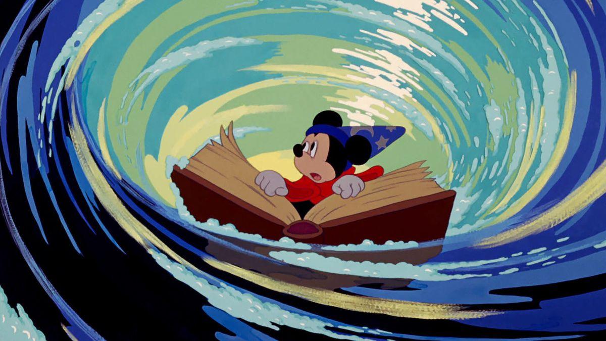 دانلود انیمیشن Fantasia 1940