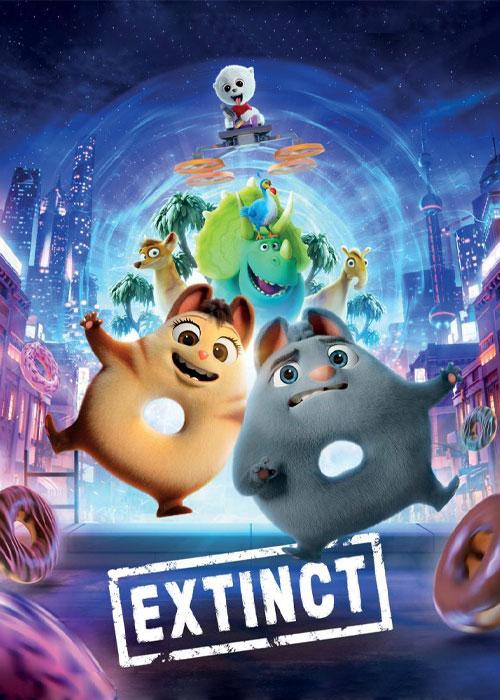 دانلود انیمیشن Extinct 2021