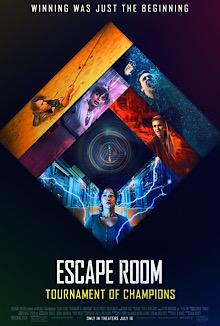 دانلود فیلم ۲۰۲۱ ۲ Escape Room