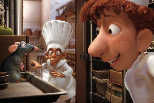 دانلود انیمیشن Ratatouille 2007