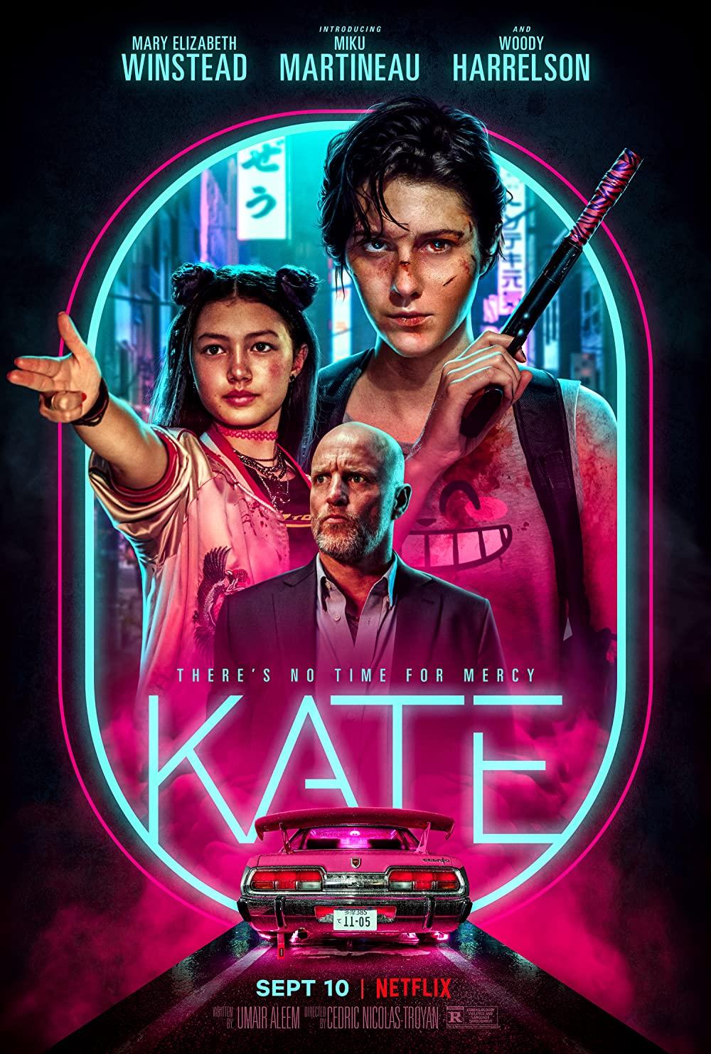 دانلود فیلم Kate 2021