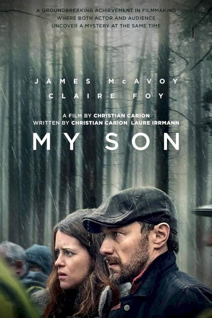 دانلود فیلم My Son 2021