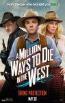 دانلود فیلم A Million Ways to Die in the West 2014