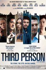 دانلود فیلم Third Person 2013