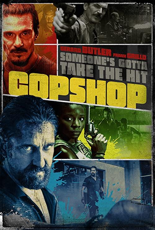 دانلود فیلم Copshop 2021